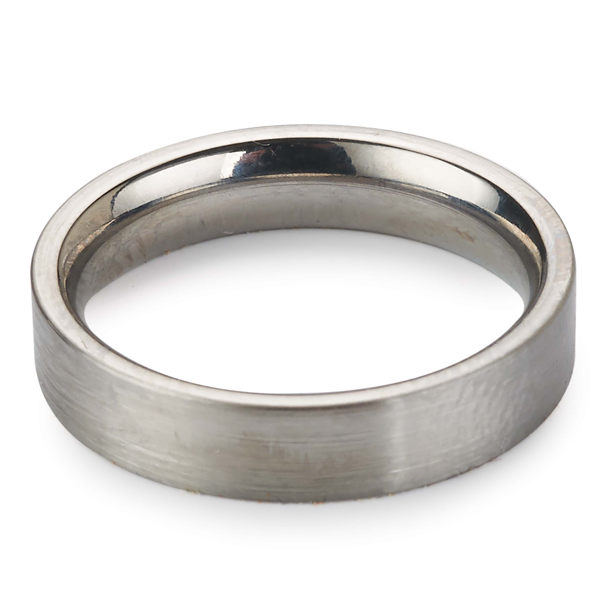 Comfort Ring Core - 64AL-4V Titanium - 4mm, Size 12