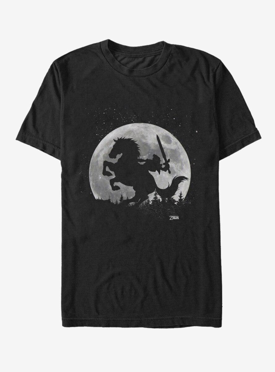 Nintendo Legend of Zelda Moon T-Shirt