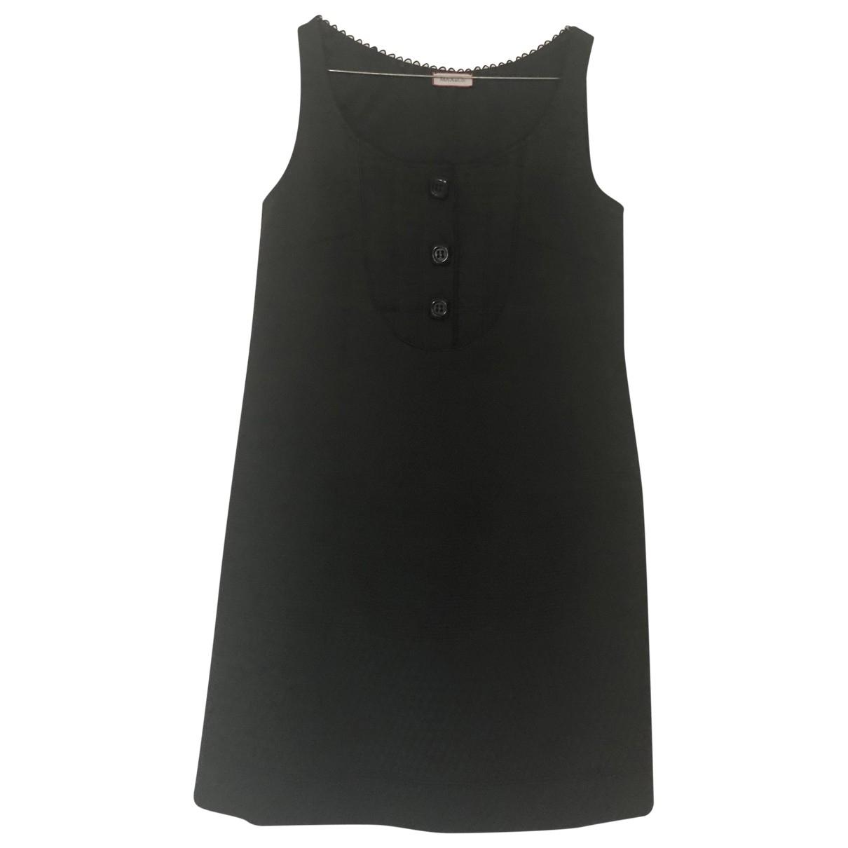 Max & Co \N Kleid in  Schwarz Polyester