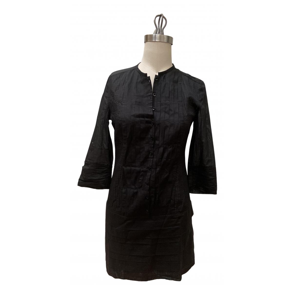 Strenesse - Top   pour femme en coton - noir