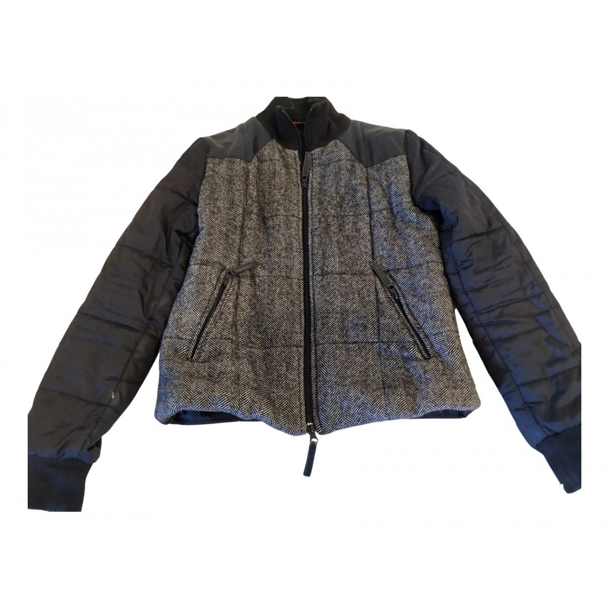 Liu.jo - Blouson   pour femme en laine - noir