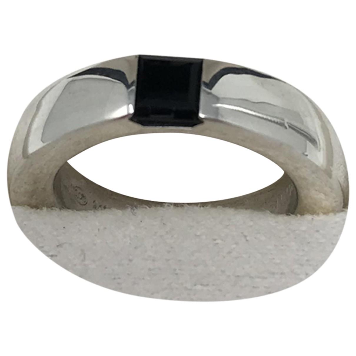 Montblanc \N Silver Silver ring for Women N ½ UK