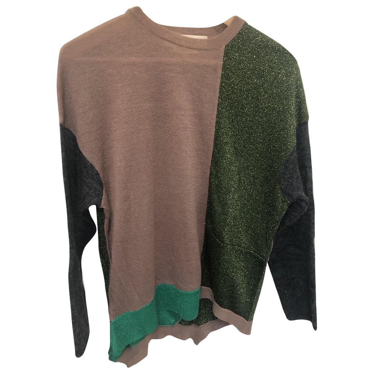 Marni \N Multicolour Wool Knitwear for Women 42 IT
