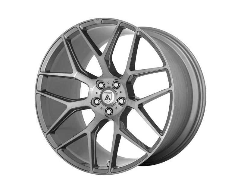 Asanti ABL27-20905235TB Black Dynasty Wheel 20x9 5X120 35mm Titanium Brushed