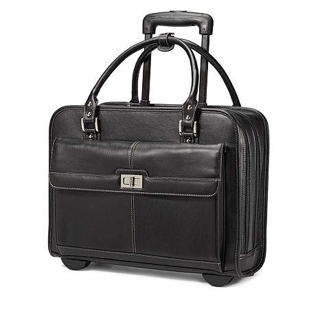 Samsonite Women's Mobile Office Briefcase, One Size , Black