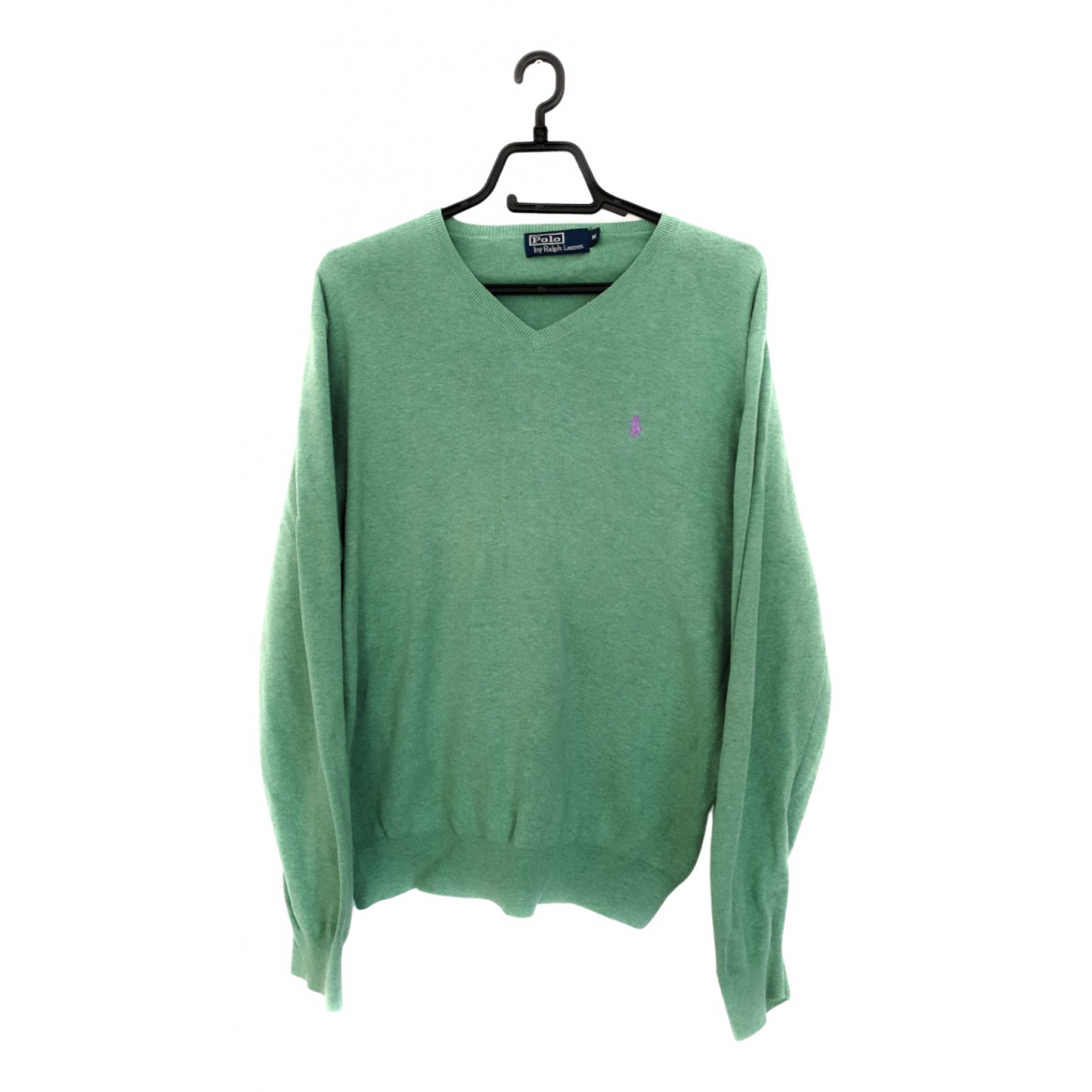 Polo Ralph Lauren \N Green Cotton Knitwear & Sweatshirts for Men M International