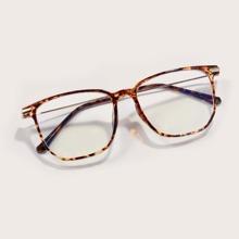 Gafas anti azul de marco cuadrado