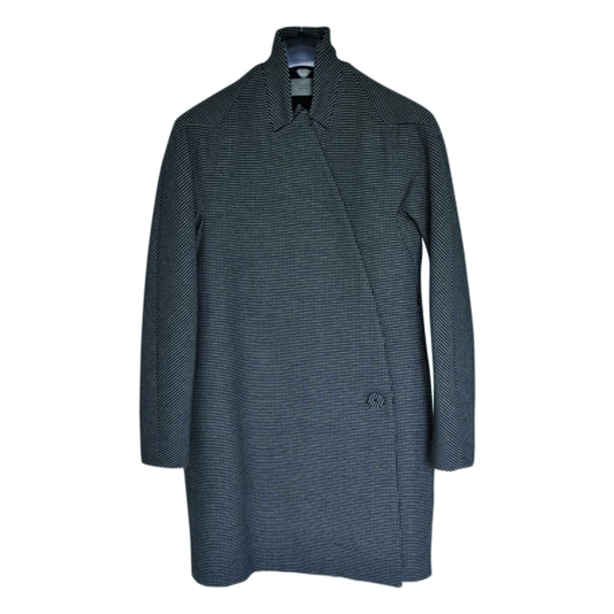 Stella Mccartney \N Grey Wool coat for Women 38 IT