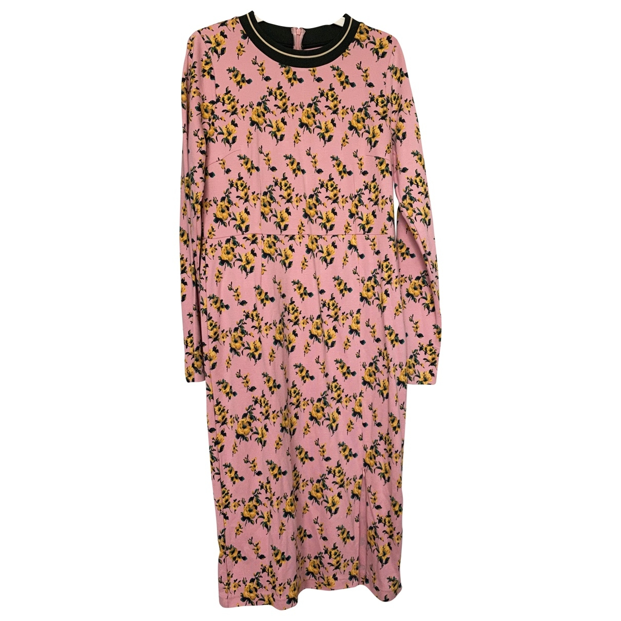 Baum Und Pferdgarten \N Pink dress for Women L International