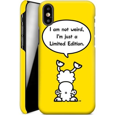 Apple iPhone XS Smartphone Huelle - Weird von Sheepworld