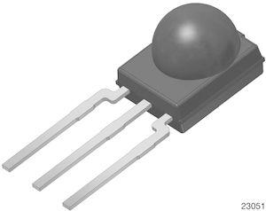 Vishay TSOP13436, 36kHz IR Receiver ±45 °, 30m Range, 2.5 V - 5.5V, Through Hole, 5.4 x 5 x 6.35mm (1800)