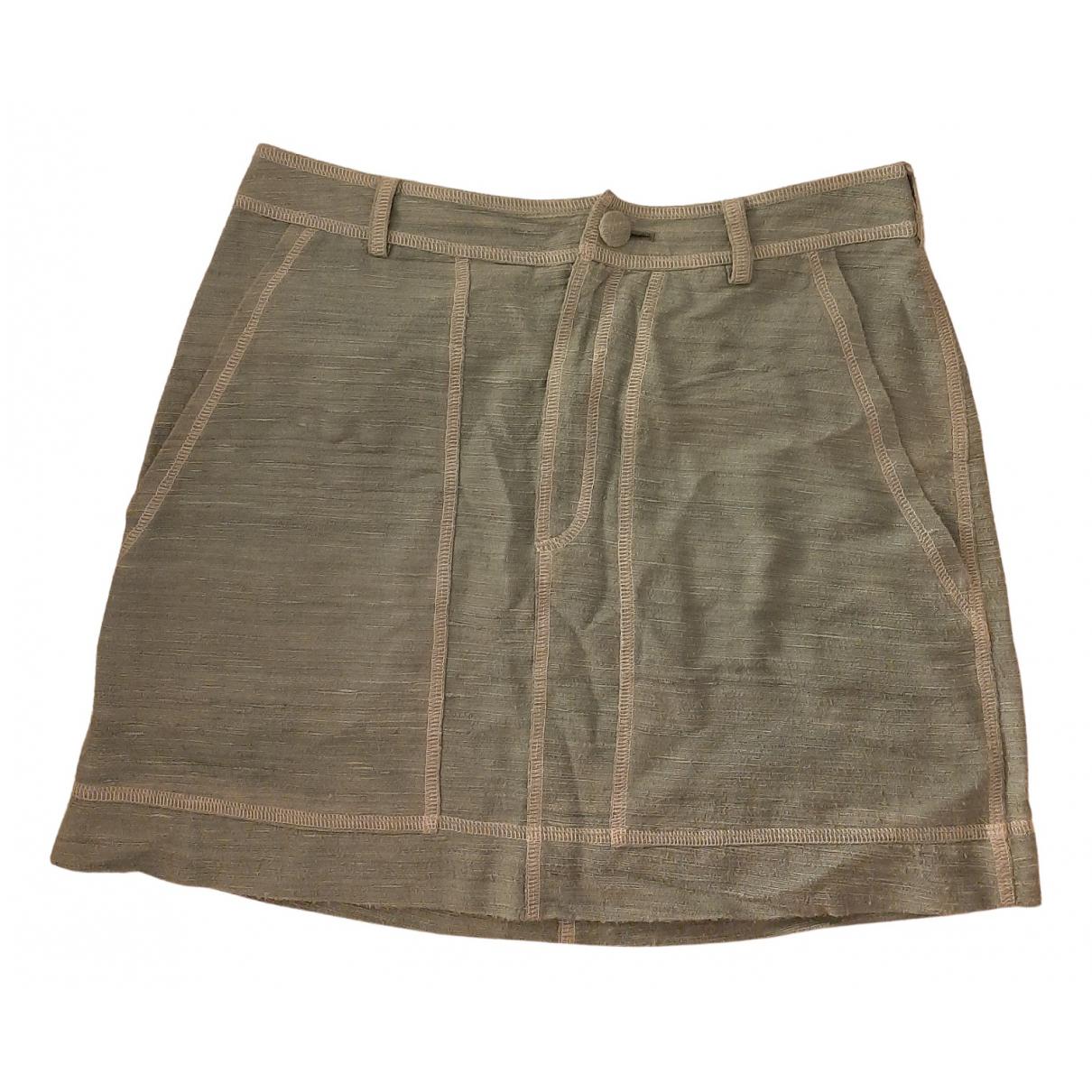 Mini falda de Lino Moschino