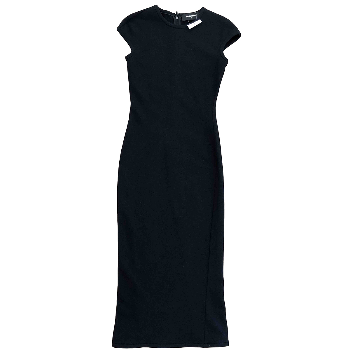 Dsquared2 \N Kleid in  Blau Wolle