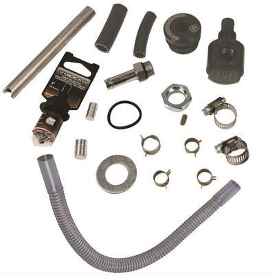 Bd Diesel Flow-MaX High Flow Top Draw Straw Kit - 1050345