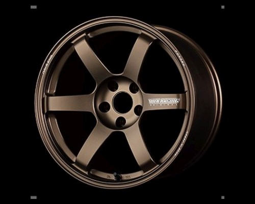 Volk Racing WVDGP30EA TE37 Saga Wheel 17x8.5 5x114.3 30mm Bronze