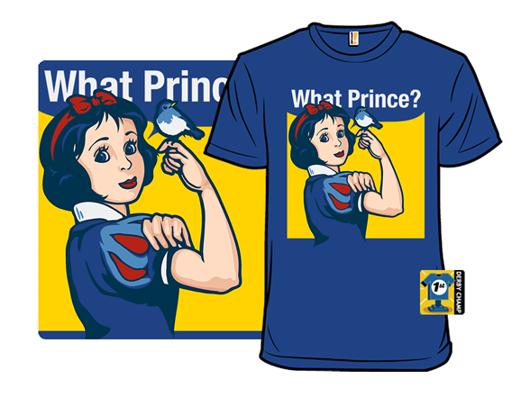 What Prince? T Shirt