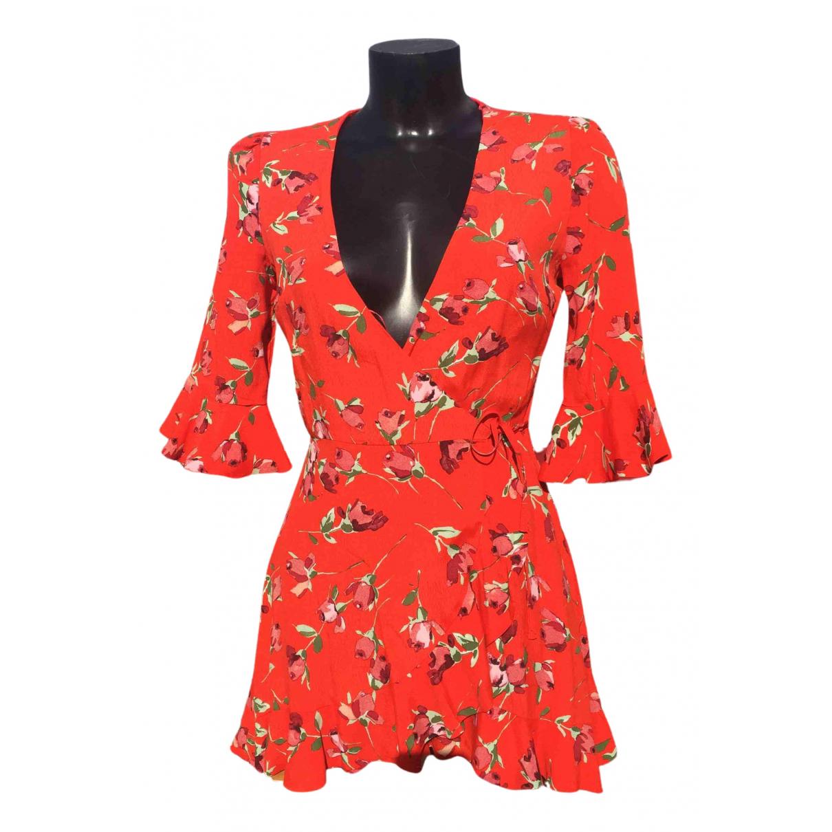 Zara N Red dress for Women 36 FR