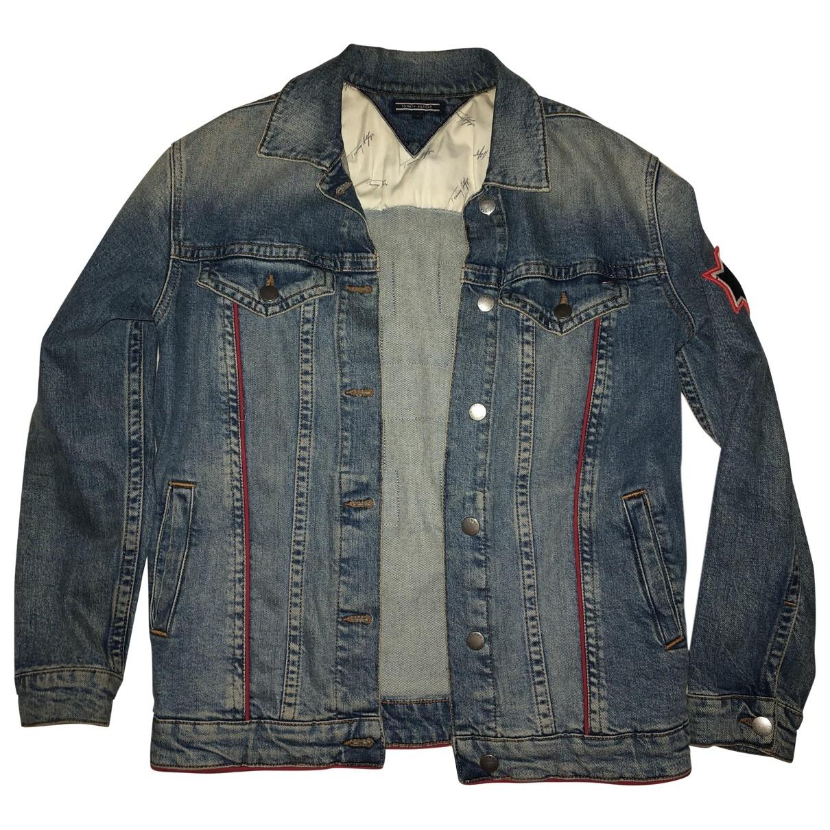 Tommy Hilfiger \N Jacke in Denim - Jeans