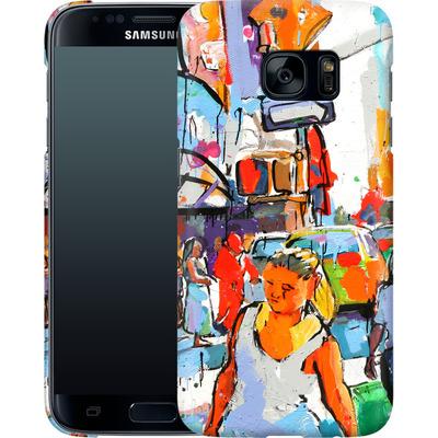 Samsung Galaxy S7 Smartphone Huelle - My Favorite Corner von Tom Christopher