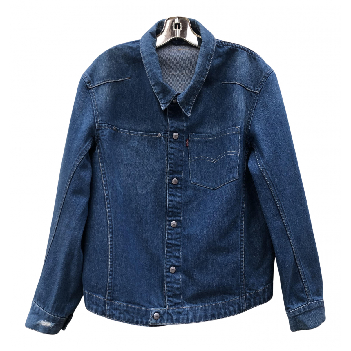 Levi's N Blue Denim - Jeans jacket  for Men 48 FR