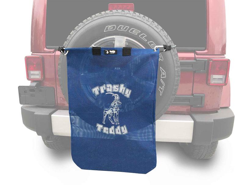 Steinjager J0047832 Trashy Teddy Wrangler TJ 1997-2006 Blue