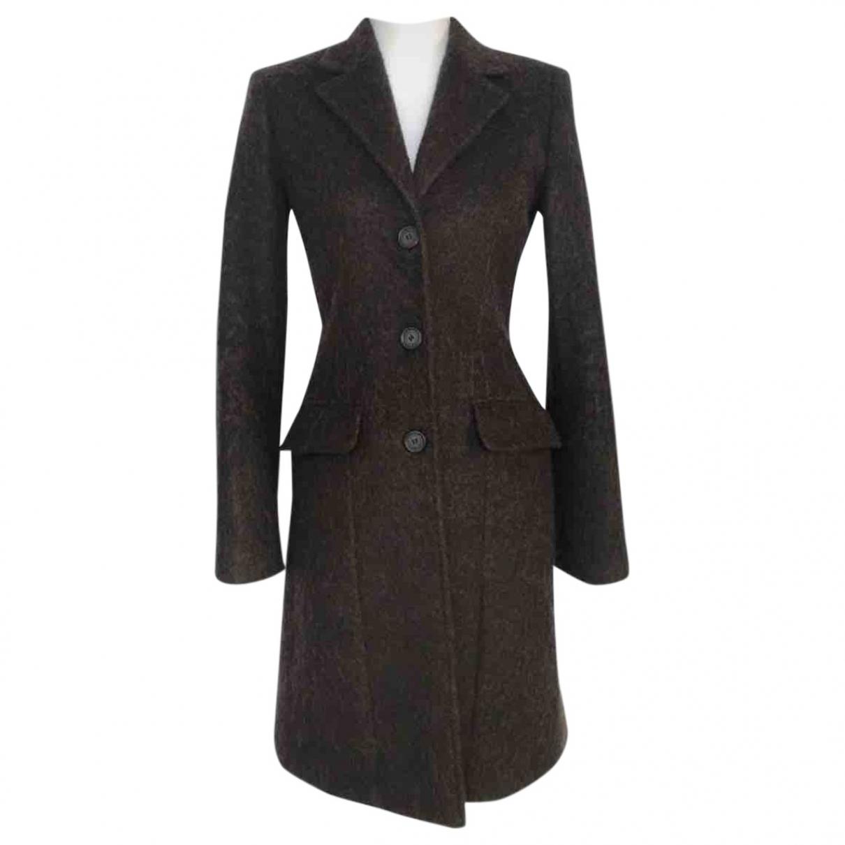Gianfranco Ferré \N Black coat for Women XS International