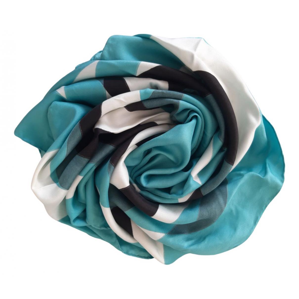 Jacques Heim - Carre   pour femme en soie - multicolore