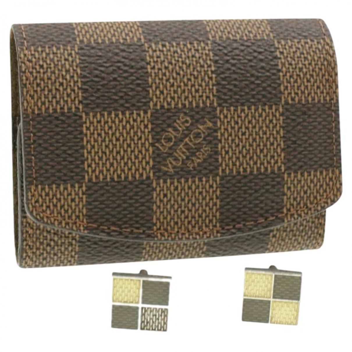 Gemelos Louis Vuitton