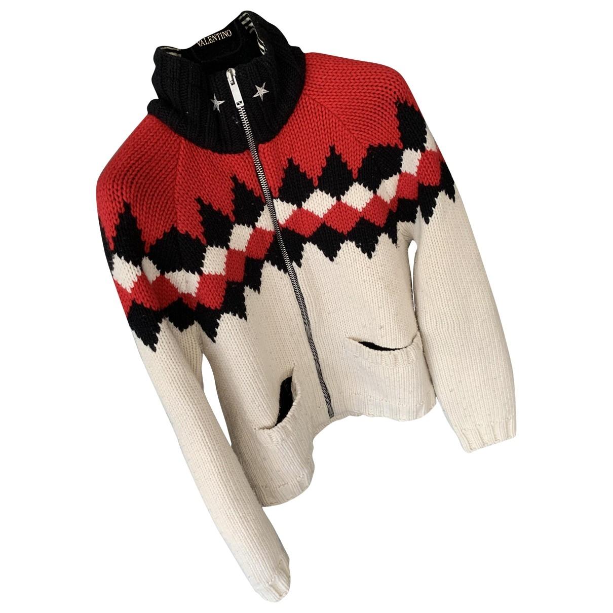 Valentino Garavani \N Multicolour Cotton Knitwear & Sweatshirts for Men M International