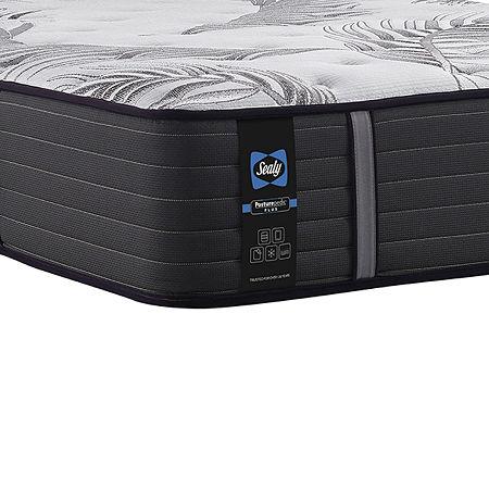 Sealy Posturepedic Plus Brennaman Ultra Soft Mattress Only, One Size , Gray