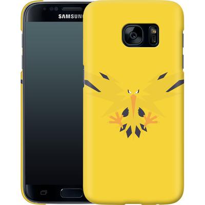 Samsung Galaxy S7 Smartphone Huelle - Zapdos by Lucian Foehr von Lucian Foehr