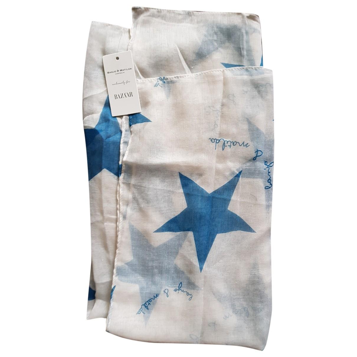 Banjo & Matilda \N Blue scarf for Women \N