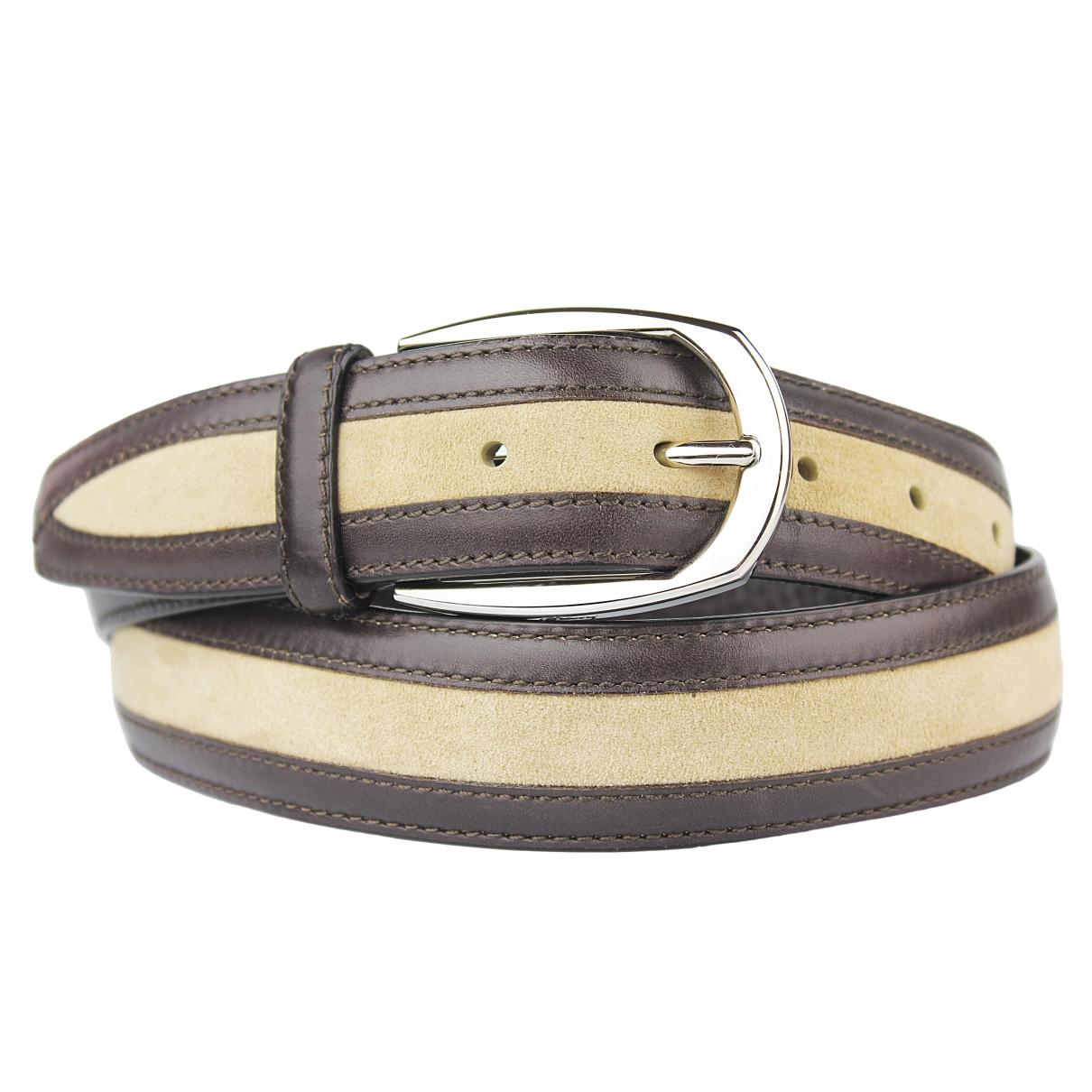 Cinturon de Cuero Brioni