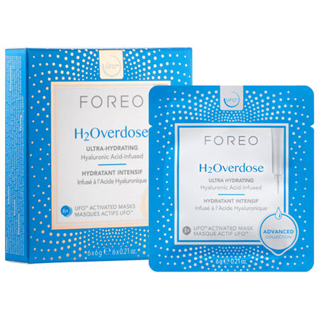 Foreo H2Overdose Mask, One Size , Multiple Colors