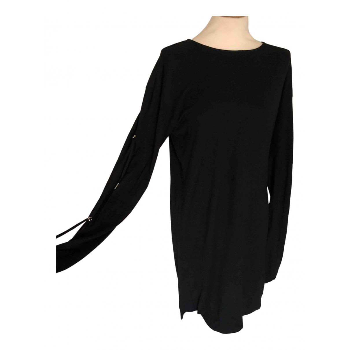 Isabel Marant \N Black Cotton dress for Women 38 FR