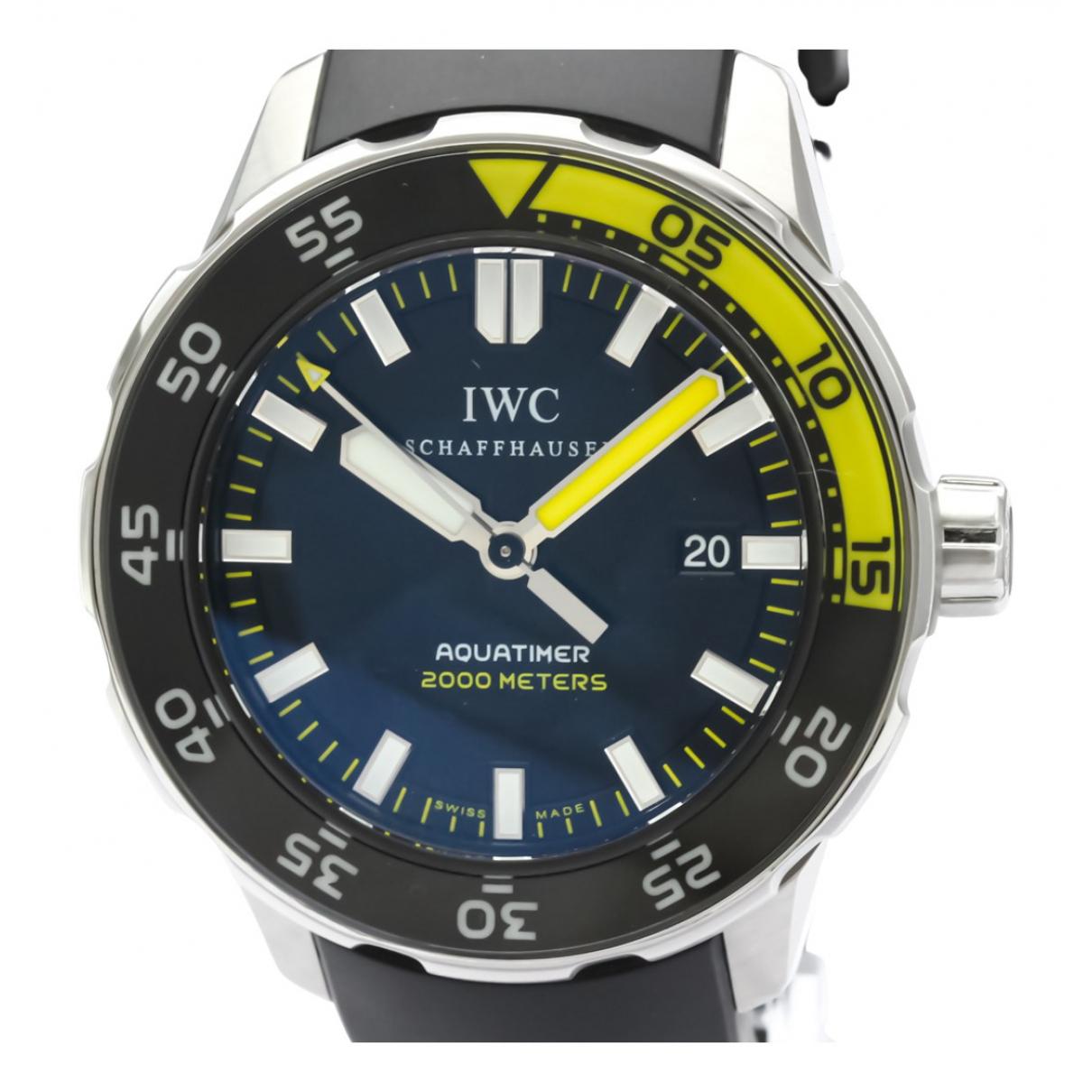 Relojes Aquatimer Iwc