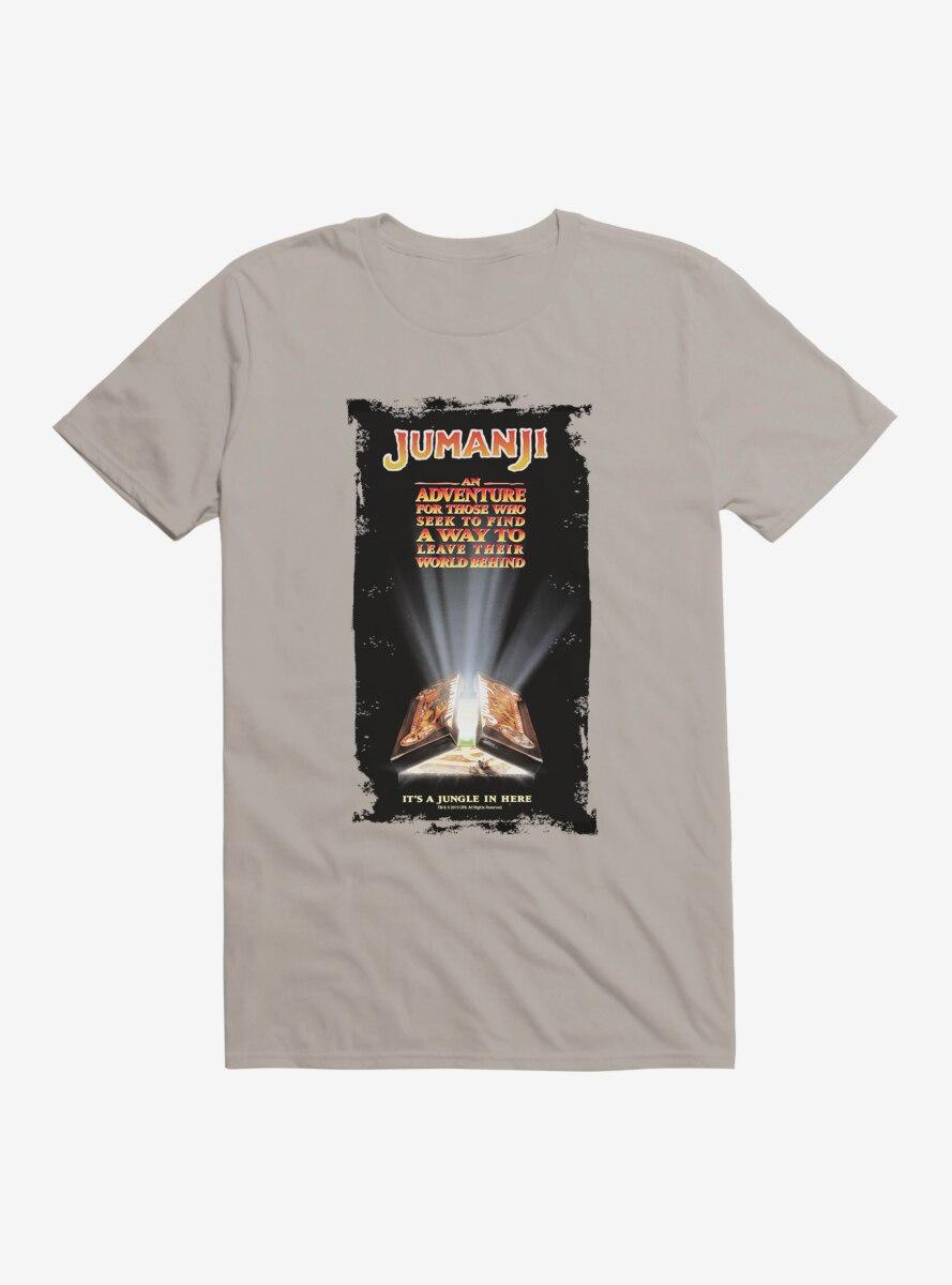 Jumanji Movie Poster T-Shirt
