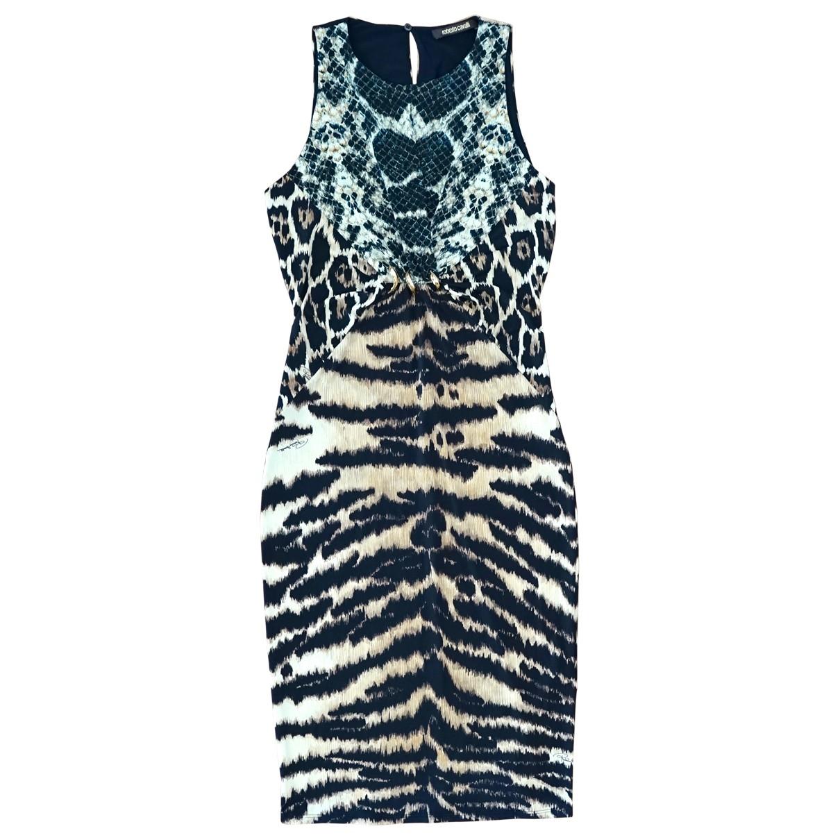 Roberto Cavalli \N Multicolour dress for Women 40 IT