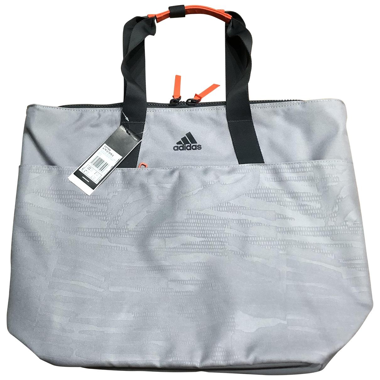 Adidas \N Grey Travel bag for Women \N