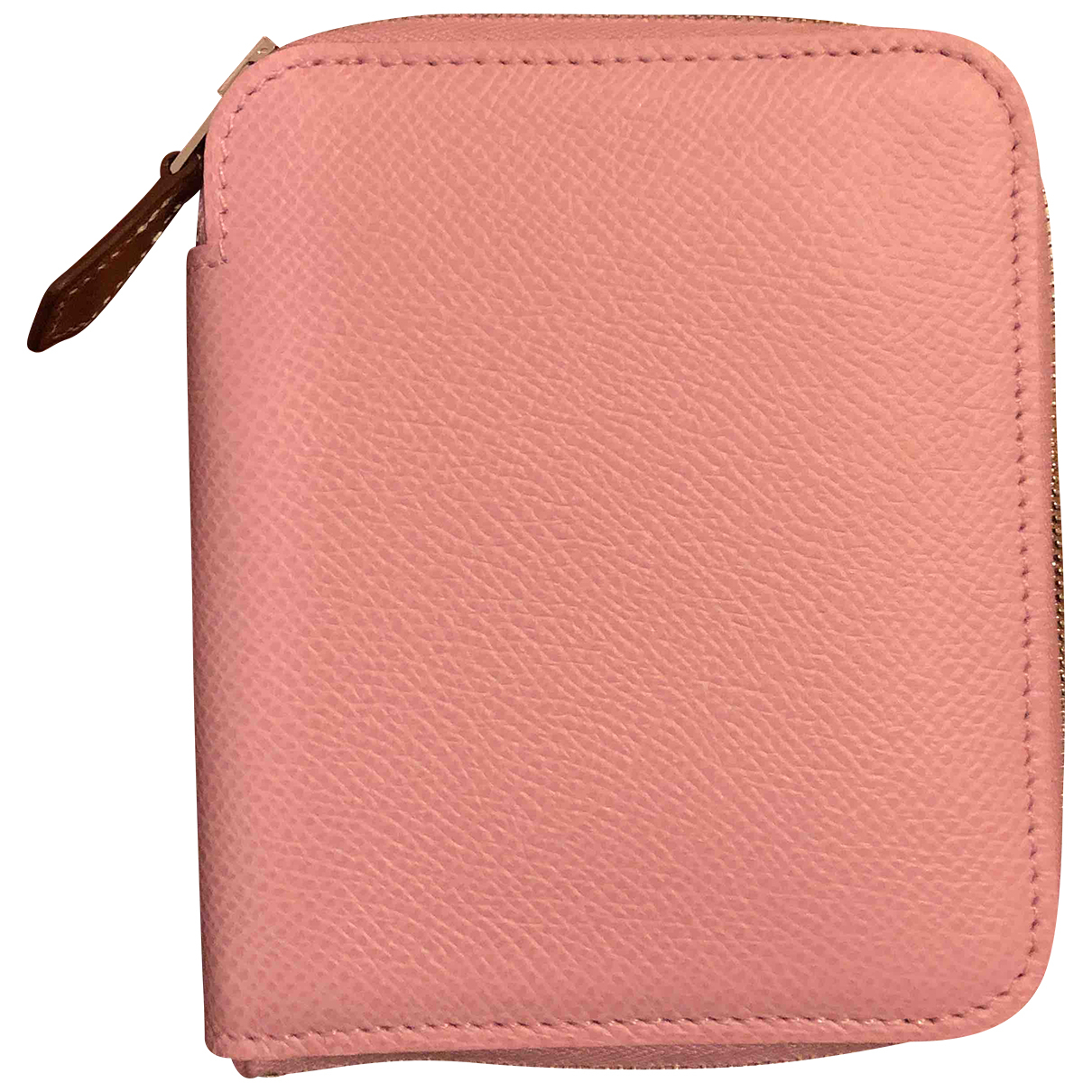Hermès Silk'in Pink Leather Purses, wallet & cases for Women N