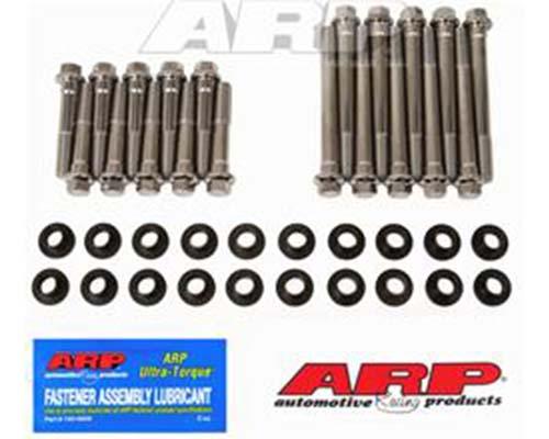 ARP SB Ford w/ W Heads SS Hex Head Bolt Kit