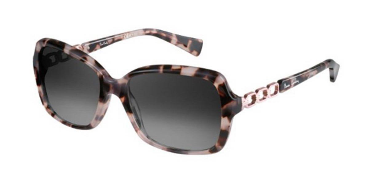 Pierre Cardin P.C. 8421/S MIL/HA Women's Sunglasses Pink Size 56