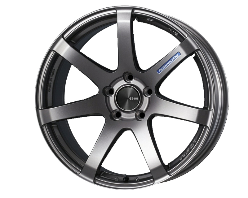 Enkei PF07 Wheel Racing Series Silver 18x8 5x112 35mm