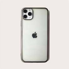 1 Stueck iPhone Etui mit Kontrast Rahmen
