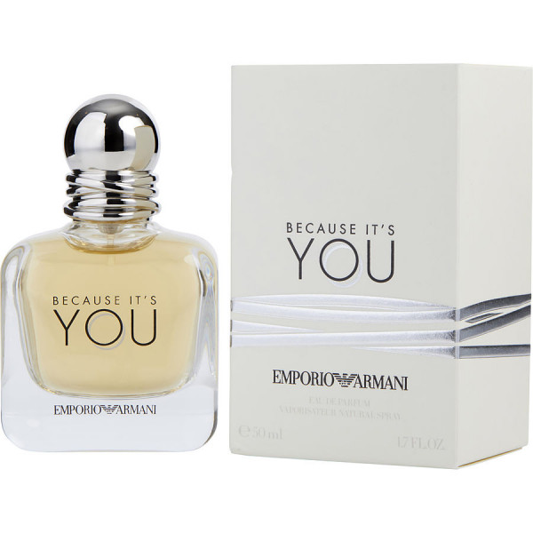 Emporio Armani Because Its You - Giorgio Armani Eau de parfum 50 ML