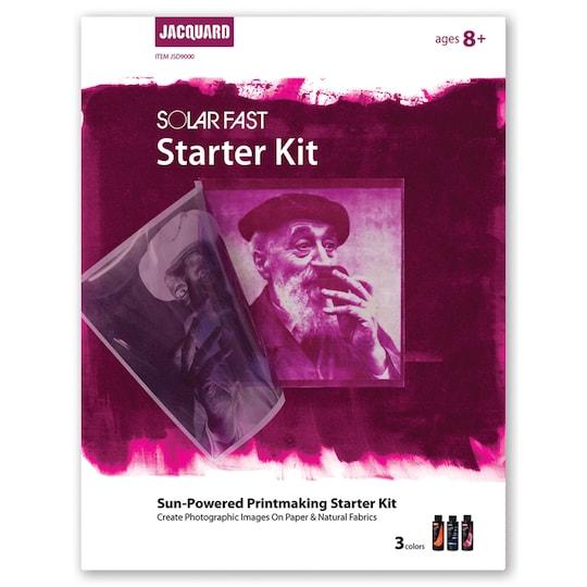 Jacquard Solarfast™ Starter Kit in Orange | Michaels®