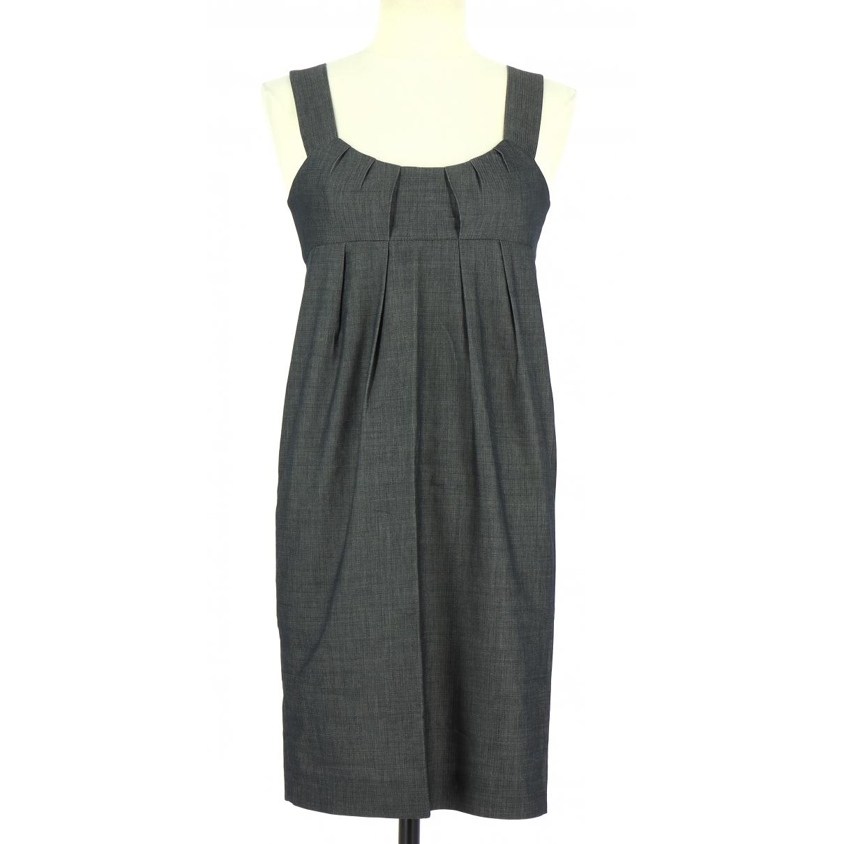 Vestido de Lana Comptoir Des Cotonniers