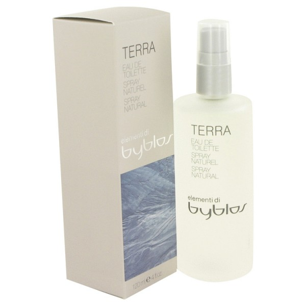 Byblos - Byblos Terra : Eau de Toilette Spray 4 Oz / 120 ml