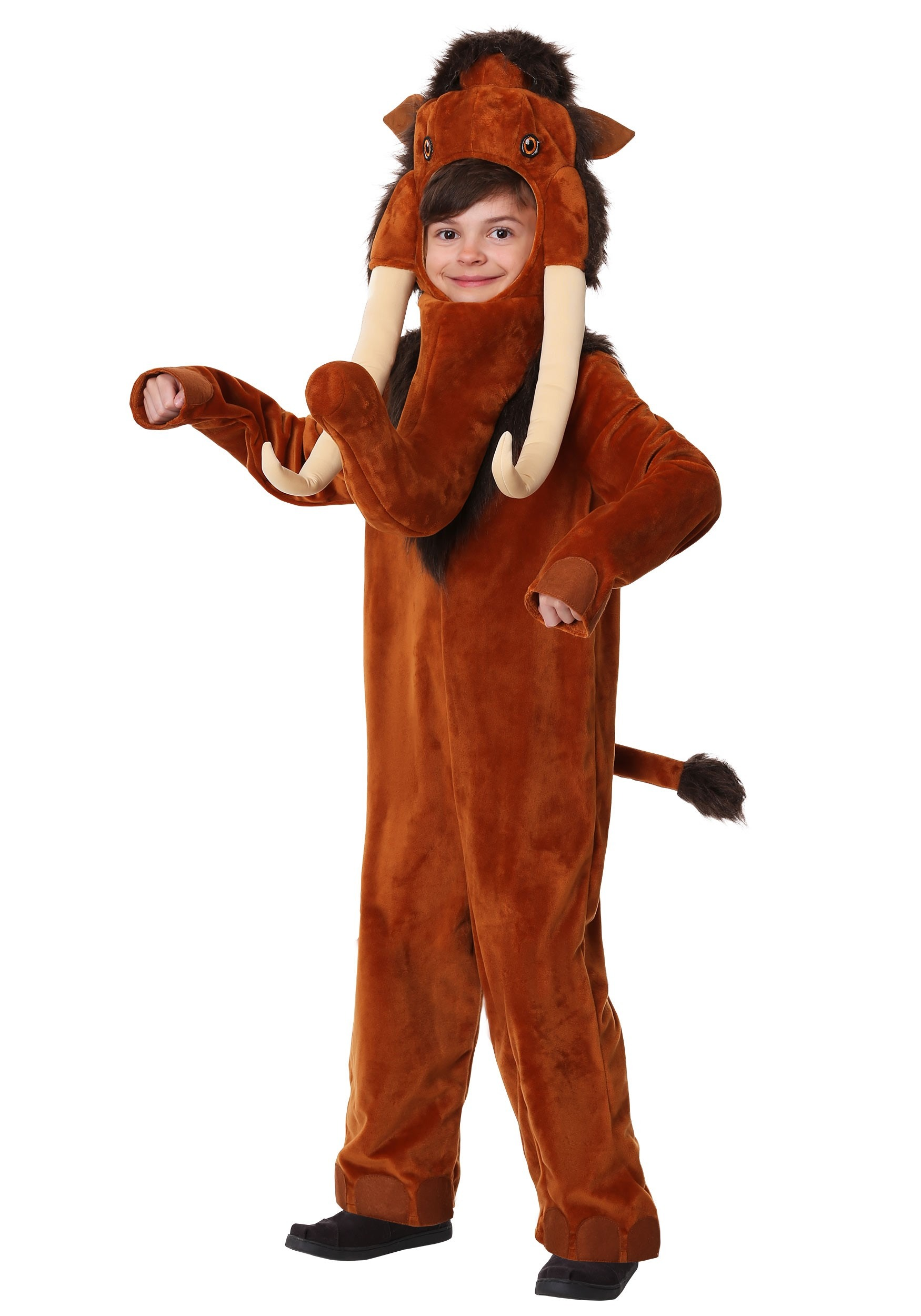Ice Age Manny the Mammoth Costume
