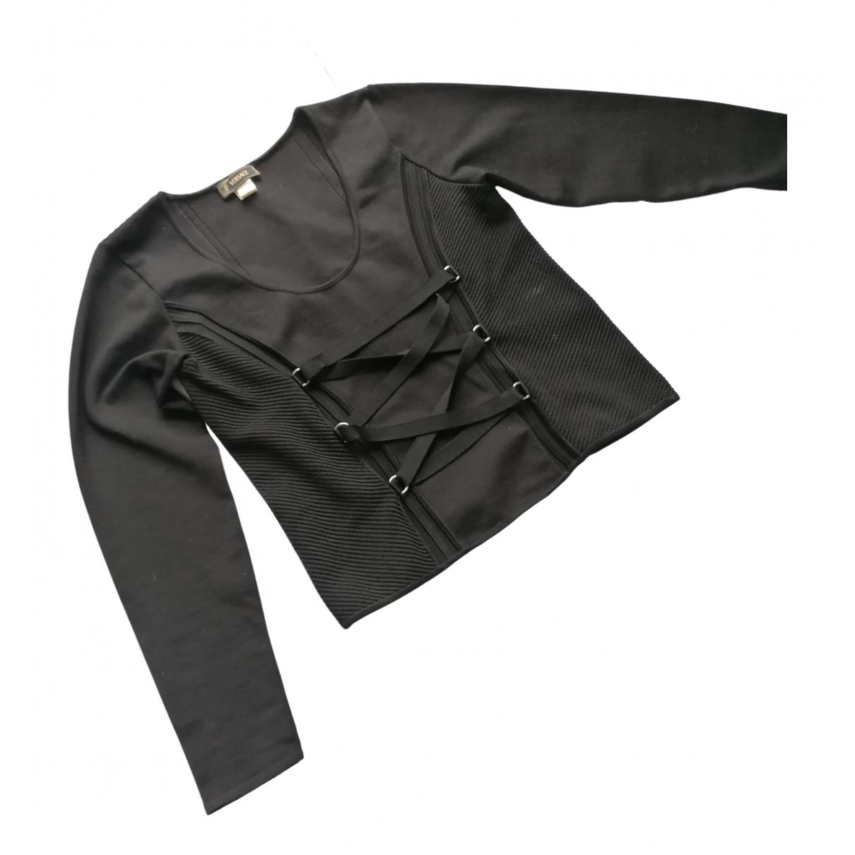 Blusa de Lana Versace